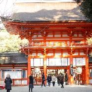 ザ・プリンス 京都宝ヶ池:【有名神社をご紹介】送迎もついて安心!神社婚フェア