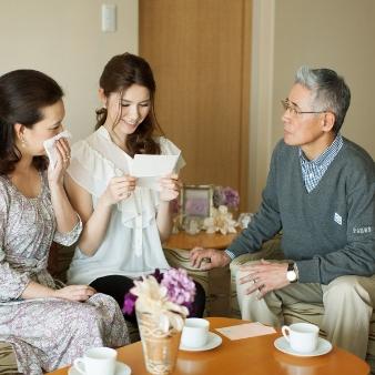 グランドプリンスホテル京都:【宿泊も付いて安心】大切な家族と過ごす6名からの家族婚