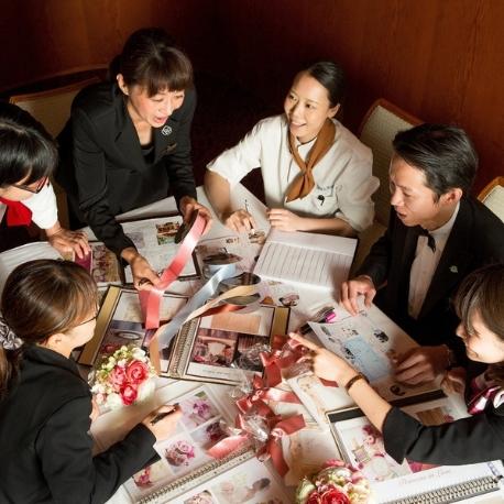 グランドプリンスホテル京都:【3ヶ月前でも間に合う】一緒に段取り確認!お急ぎ婚相談会
