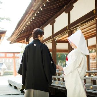 グランドプリンスホテル京都:【世界文化遺産で結婚式】ホテルから10分!上賀茂神社相談会