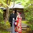 グランドプリンスホテル京都:【6名から叶う家族婚】和の離れ<茶寮>体感フェア
