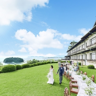GAMAGORI CLASSIC HOTEL(蒲郡クラシックホテル):【豪華試食付】歴史×絶景が織りなすクラシカルリゾートWフェア