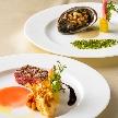 ブラン ニュー ウェディング グラントリア:【1組貸切×豪華特典】特選和牛試食×LIVE料理演出体験