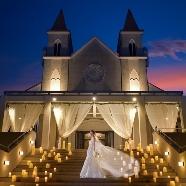 LEBAPIREO(レガピオーレ)-urban villa wedding-:映える!【キャンドル×大階段】ナイトウエディング体感フェア♪