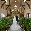 LEBAPIREO(レガピオーレ)-urban villa wedding-:【50周年記念】チャペルリニューアル&記念特典付きフェア