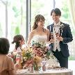 LEBAPIREO(レガピオーレ)-urban villa wedding-:【新しいカタチのW】家族婚・少人数会食向け相談会×豪華試食
