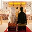 バードグリーンホテル レジーナ:【和モダンスタイル】伝統&モダンで厳かな神殿挙式体験♪