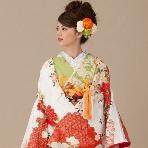 和装、白無垢、色打掛、黒引:SUGISHIN