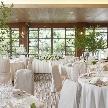 ヒルトン東京ベイ:【邸宅型ヴィラ】ランチ付緑豊かなパーティーウエディングフェア