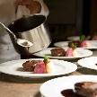 ヒルトン東京ベイ:美食でしっかりおもてなし♪少人数ウエディングフェア