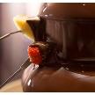 ウェディング&パーティ グレースバリ新宿店:お子様に大人気のチョコレートマウンテン!