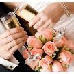 ウェディング&パーティ グレースバリ新宿店:特別な日だからシャンパンで乾杯