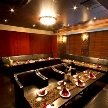 ウェディング&パーティ グレースバリ新宿店:VIPルームもご用意