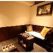 ウェディング&パーティ グレースバリ新宿店:新郎新婦様専用の控え室完備