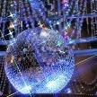 ウェディング&パーティ グレースバリ新宿店:LED・特殊照明搭載 定番のミラーボールも