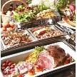 ウェディング&パーティ グレースバリ新宿店:旬鮮食材を駆使し専属シェフが腕を振るいます!