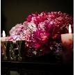 ウェディング&パーティ グレースバリ新宿店:卓上造花もご注文可能
