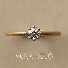 TAKEUCHI(宝石・時計の武内):【YUKA HOJO】カプリ-Capri