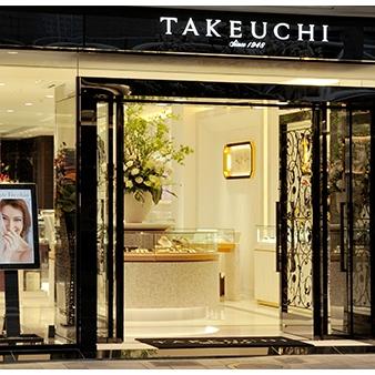 TAKEUCHI(宝石・時計の武内):福井駅前総本店