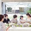 ヴィラ ド ナチュール:《アットホーム婚に》試食付!少人数&家族Wedding相談会