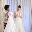 仙台セント・ジョージ教会:【豊富なサイズ展開♪】マタニティもOK!花嫁衣裳体験フェア♪