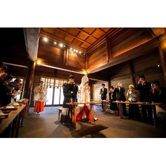 報徳二宮神社/報徳会館:【初めてでも安心】神前結婚式まるわかりフェア