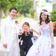 アンジェブリッサ:【結婚式まるわかり】プランナー独占アンジェブリッサんぽ♪