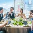 神戸メリケンパークオリエンタルホテル:【ホテル最上階からの絶景&出来立て料理】試食付◎家族婚フェア