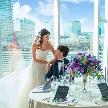 神戸メリケンパークオリエンタルホテル:【初見学に◎】花嫁目線で楽しめる♪ホテルウエディングツアー