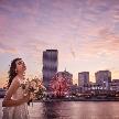 神戸メリケンパークオリエンタルホテル:≪神戸の海・山・夜景を一望!≫上質リゾートウェディング体験