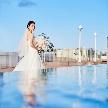 神戸メリケンパークオリエンタルホテル:≪1月限定☆10大特典付≫憧れドレス試着&独立型チャペル体験