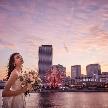 神戸メリケンパークオリエンタルホテル:【5組限定】神戸の夜景に包まれるリゾートウエディング体験
