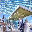 神戸メリケンパークオリエンタルホテル:≪神戸の海と空に囲まれた開放空間≫選べる2つのチャペル体験
