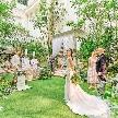 赤坂 アプローズスクエア迎賓館:【当館人気No.1】特製フレンチ×新緑の貸切ガーデンパーティ