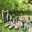 赤坂 アプローズスクエア迎賓館:【ガーデン挙式体験Fair】新緑と花咲く迎賓館の美食会