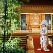 大宮璃宮:【大宮和婚】神殿『KAGUYA』~雅楽体験と料理長お奨め試食