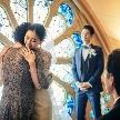 東京アフロディテ:【挙式&会食】10名78万!貸切プライベート空間で叶う家族婚