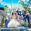 アートグレイス ウエディングコースト 東京ベイ:【平日婚でお得に叶える!】60名175万円でオリジナルW