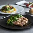 アプローズスクエア東京:【 金曜日限定 】料理重視のカップルへ★ハーフコース美食体験