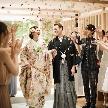 ストリングス ウエディングヒルズ(サーウィンストン 名古屋):【和洋折衷の結婚式体験】神殿~結 Yui ~を見学と無料試食