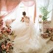 アートグレイス ウエディングシャトー:【プリンセス体験♪】ドレス1着無料*大聖堂挙式体験*豪華試食