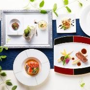湘南セント・ラファエロチャペル:【お料理重視】湘南の恵みを堪能♪春の贅沢コース試食×星空挙式