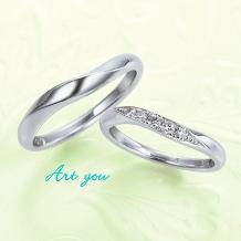 ブライダルリング工房 アートゆう:アートゆうオリジナル☆上質な着け心地リング☆結婚指輪【愛輪~AIRIN~】