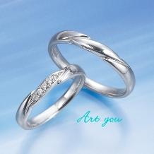 ブライダルリング工房 アートゆう:アートゆうオリジナル☆上質な着け心地リング☆結婚指輪【美寿~BIJYU~】