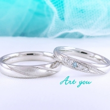 ブライダルリング工房 アートゆう:アートゆうオリジナル☆上質な着け心地リング☆結婚指輪 【結星~YUUSEI~】