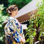 横浜ベイシェラトン ホテル&タワーズ:出雲大社の御霊をまつる神殿で叶う神前結婚式×着物体験フェア