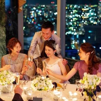 横浜ベイシェラトン ホテル&タワーズ:【平日限定】大理石輝くチャペル見学×ドレス試着体験フェア