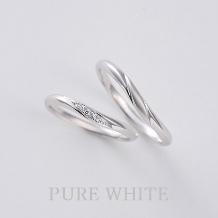 PURE WHITE小倉・大分(ピュアホワイト):【PURE WHITEオリジナル】トレンドのデザインがペア16万2000円!