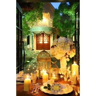 ザ・グリーンカーメル(The Green Carmel):クリスマスの夜に…キャンドルディナーフェア