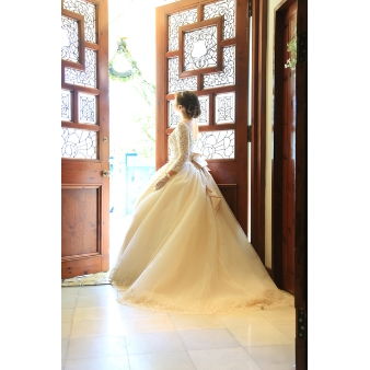 ザ・グリーンカーメル(The Green Carmel):【ドレスにこだわりたい花嫁様へ♪】週1回のとっておきフェア
